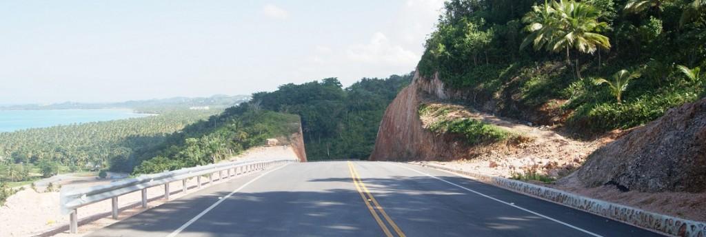 The New Samana Highway