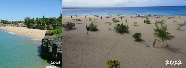 """Playa Alicia"": Sosua's latest natural wonder"