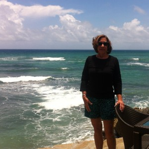 Donna chose to live in the Dominican Republic