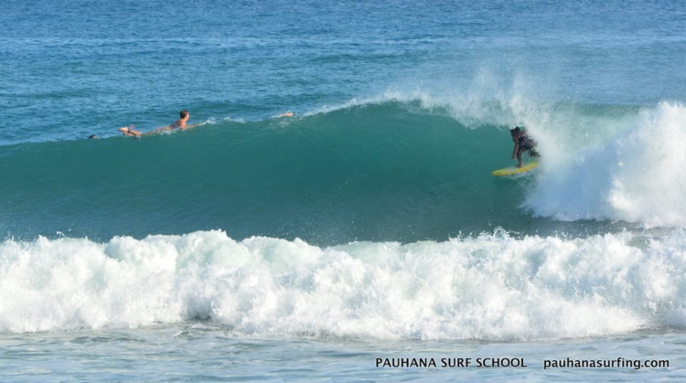 Pauhana Surf School in Cabarete, Dominican Republic